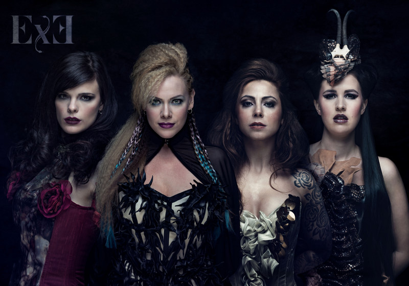 Introducing: EXIT EDEN